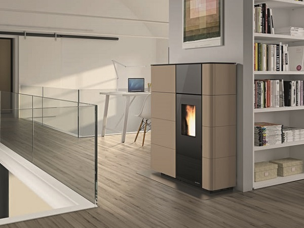 poele a granules palazzetti noah yvelines 78 essonne 91. Black Bedroom Furniture Sets. Home Design Ideas